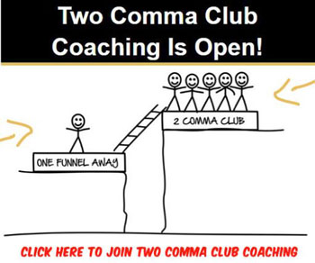 2 comma club coaching membership